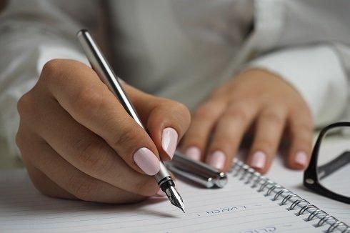 Presentation Letter Writing