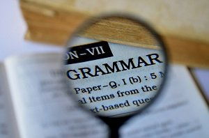 Ways of Learning Grammar for Dummies